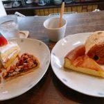 ミディリュヌ、北海道恵庭市にある憧れのログハウスで過ごせるカフェ